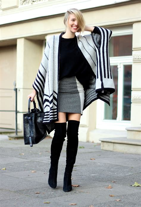 15 Stylish Winter Outfits With Capes - fashionsy