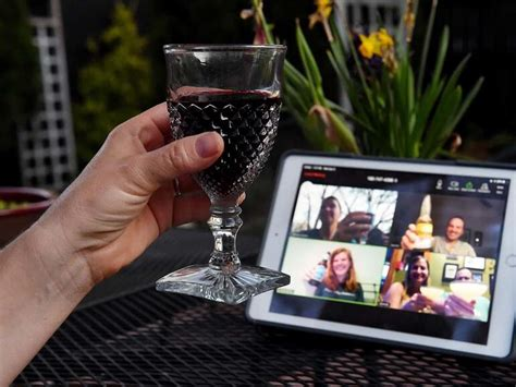 How to host a virtual happy hour on Zoom or other