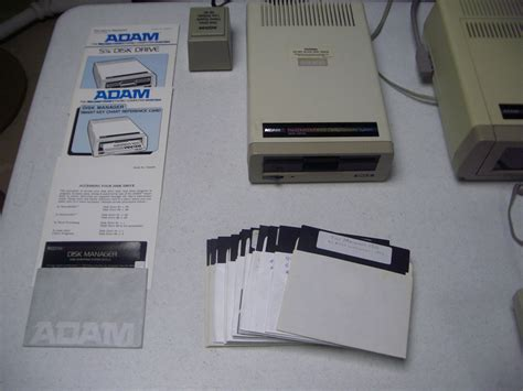 """ADAM Computer 5 1/4"""" Floppy Disk Drive - Buy, Sell, and"""