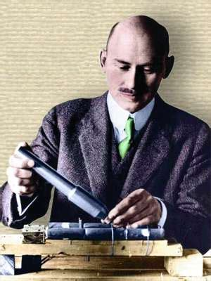 Robert Goddard Quotes - 6 Science Quotes - Dictionary of