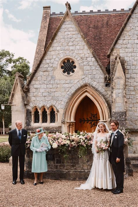 Princess Beatrice wedding dress - every picture released