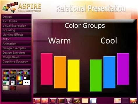 Combining Colors in PowerPoint