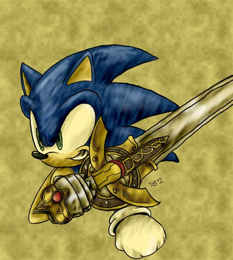 sir sonic knight of the wind by Only_One - Fanart Central