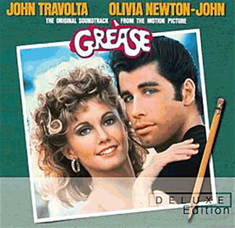 Grease (Deluxe Edition) Soundtrack (1978)