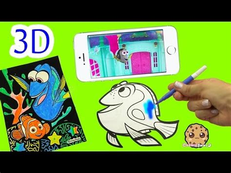 Finding Nemo Nemo S Underwater World Of Fun Shell Hide And Seek Game - Vido1 - Your