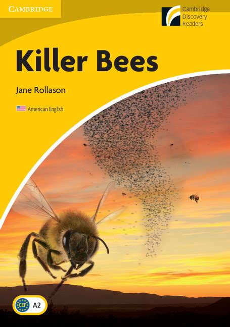 Cambridge Experience Readers Level 2 - Killer Bees (Level 2) by Jane Rollason on ELTBOOKS - 20% OFF!