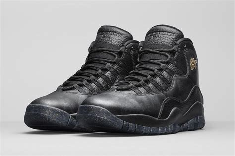 """The Air Jordan 10 Retro """"New York"""" Launches This Weekend"""