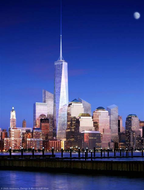 New York Architecture Images- WTC 1- One World Trade Center