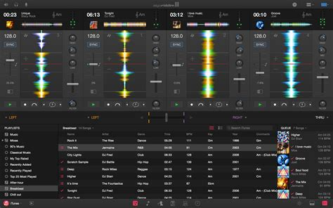 Algoriddim launches djay Pro for Mac with 4-deck support