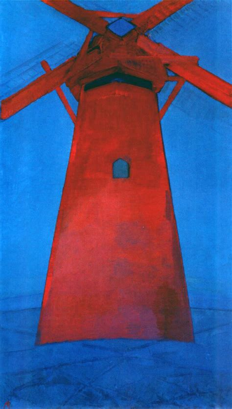 Piet Mondrian at the Tretyakov Gallery in Moscow
