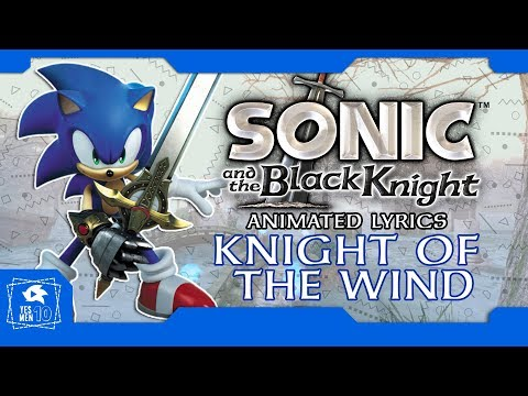 Sonic The Hedgehog - HIS WORLD IS THE KNIGHT OF THE WIND (Mashup/Remix) - YouTube