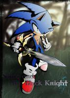 Sonic and the Black Knight by ihearrrtme on DeviantArt